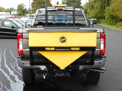 2019 F-250 Super Cab 4x4,  Fisher Snowplow Pickup #F9011 - photo 7