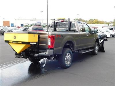 2019 F-250 Super Cab 4x4,  Fisher Snowplow Pickup #F9011 - photo 2