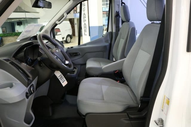 2019 Transit 250 Med Roof 4x2,  Empty Cargo Van #F9016 - photo 12
