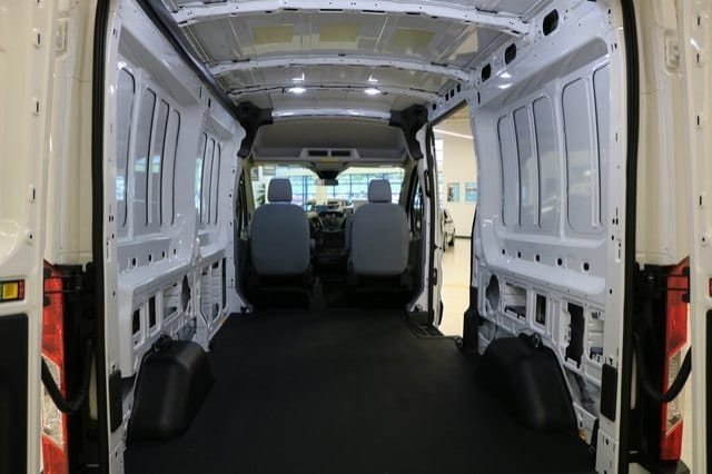 2019 Transit 250 Med Roof 4x2,  Empty Cargo Van #F9016 - photo 2