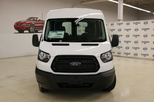 2019 Transit 250 Med Roof 4x2,  Empty Cargo Van #F9016 - photo 3