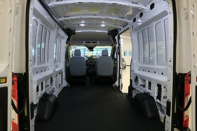 2019 Transit 250 Med Roof 4x2,  Empty Cargo Van #F9016 - photo 1