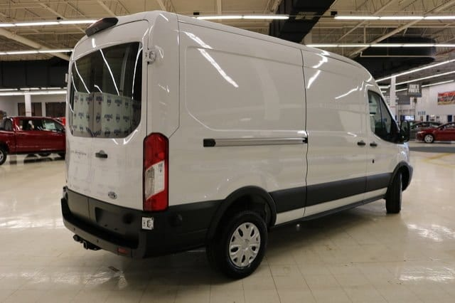 2019 Transit 250 Med Roof 4x2,  Empty Cargo Van #F9016 - photo 8