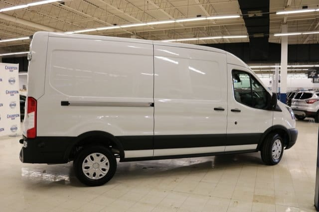 2019 Transit 250 Med Roof 4x2,  Empty Cargo Van #F9016 - photo 9