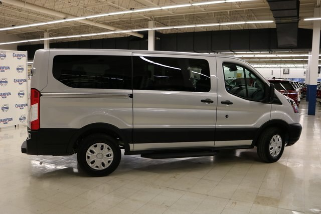 2019 Transit 150 Low Roof 4x2,  Passenger Wagon #F9030 - photo 8