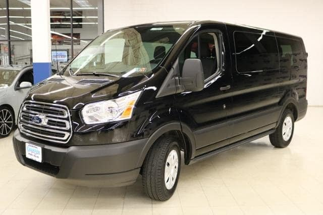 2019 Transit 150 Low Roof 4x2,  Passenger Wagon #F9035 - photo 4