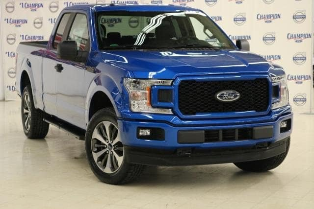 2019 F-150 Super Cab 4x4,  Pickup #F9085 - photo 1