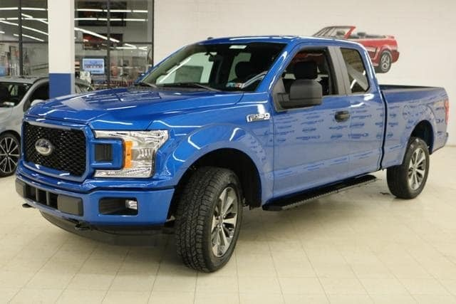 2019 F-150 Super Cab 4x4,  Pickup #F9085 - photo 4