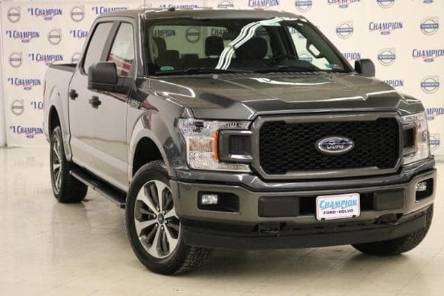 2019 F-150 SuperCrew Cab 4x4,  Pickup #F9109 - photo 1