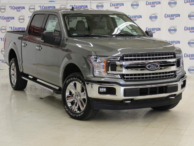 2019 F-150 SuperCrew Cab 4x4,  Pickup #F9114 - photo 1