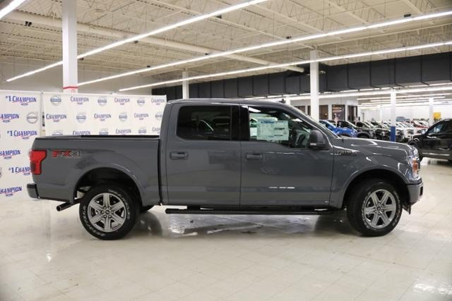 2019 F-150 SuperCrew Cab 4x4,  Pickup #F9115 - photo 6