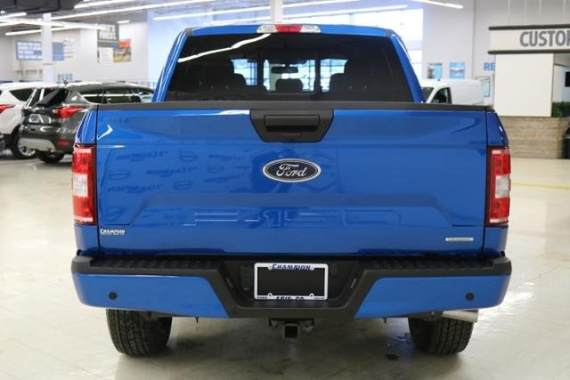 2019 F-150 SuperCrew Cab 4x4,  Pickup #F9131 - photo 2