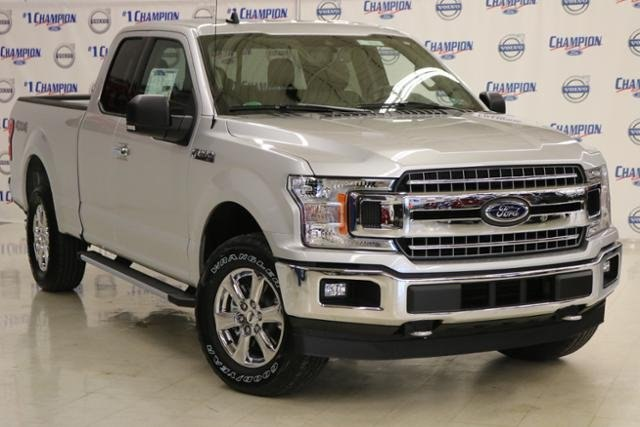 2019 F-150 Super Cab 4x4,  Pickup #F9181 - photo 1