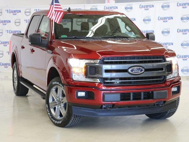 2019 F-150 SuperCrew Cab 4x4,  Pickup #F9194 - photo 1