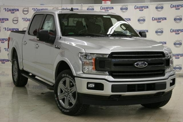 2019 F-150 SuperCrew Cab 4x4,  Pickup #F9199 - photo 1