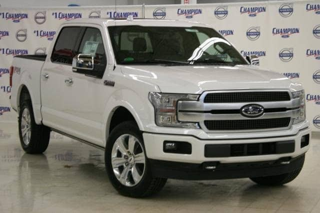 2019 F-150 SuperCrew Cab 4x4,  Pickup #F9208 - photo 1