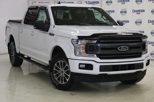 2019 F-150 SuperCrew Cab 4x4,  Pickup #F9233 - photo 1
