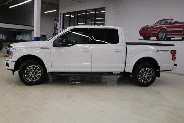 2019 F-150 SuperCrew Cab 4x4,  Pickup #F9233 - photo 5