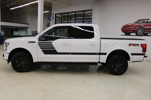 2019 F-150 SuperCrew Cab 4x4,  Pickup #F9259 - photo 5