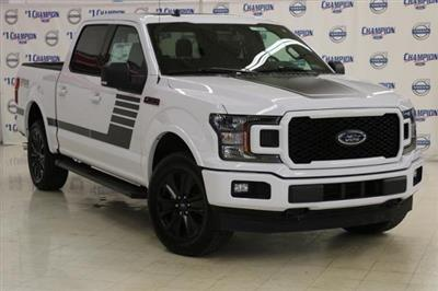 2019 F-150 SuperCrew Cab 4x4,  Pickup #F9259 - photo 1