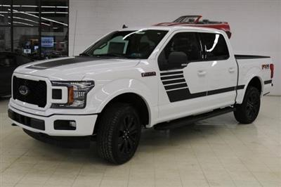 2019 F-150 SuperCrew Cab 4x4,  Pickup #F9259 - photo 4
