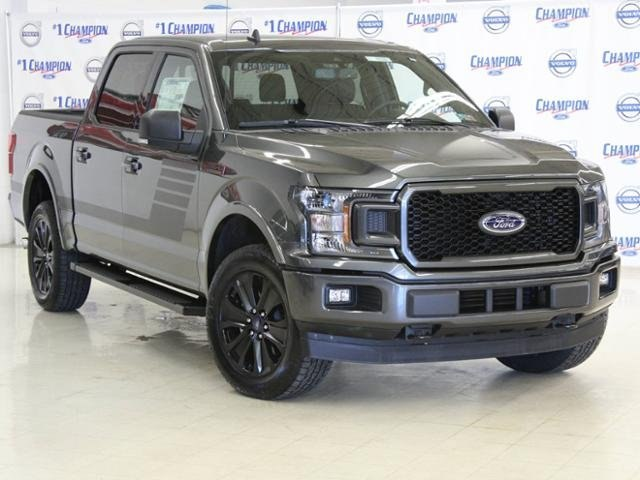 2019 F-150 SuperCrew Cab 4x4,  Pickup #F9280 - photo 1
