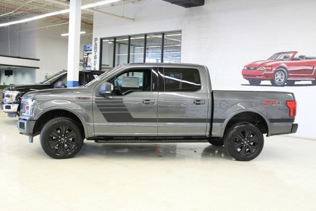 2019 F-150 SuperCrew Cab 4x4,  Pickup #F9280 - photo 5