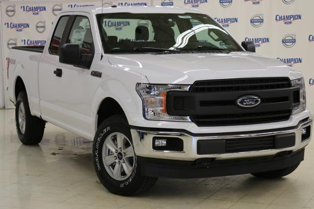 2019 F-150 Super Cab 4x4,  Pickup #F9284 - photo 1