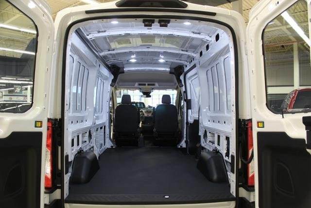 2019 Transit 250 Med Roof 4x2,  Empty Cargo Van #F9298 - photo 1