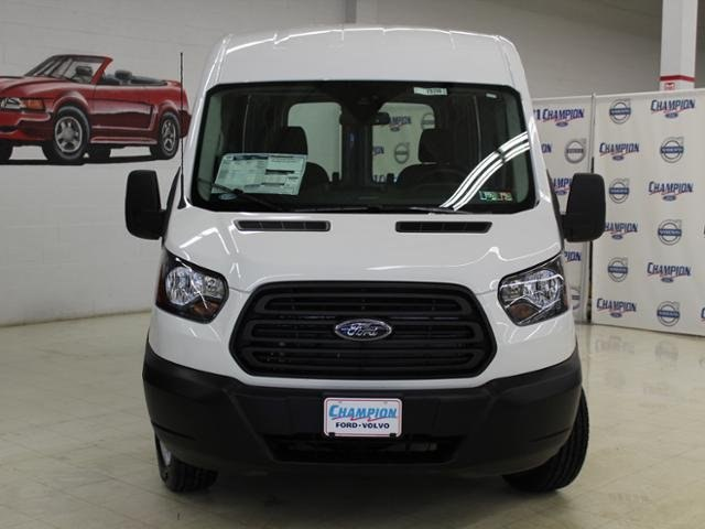 2019 Transit 250 Med Roof 4x2,  Empty Cargo Van #F9298 - photo 3