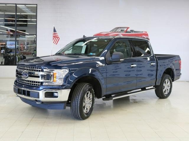 2019 F-150 SuperCrew Cab 4x4,  Pickup #F9300 - photo 4