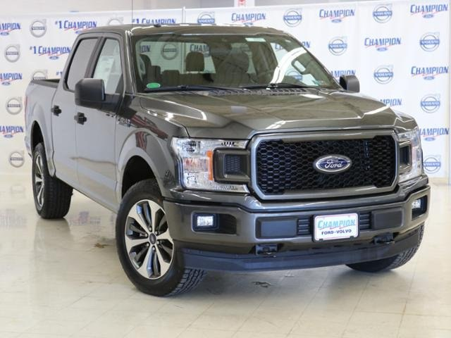 2019 F-150 SuperCrew Cab 4x4,  Pickup #F9322 - photo 1