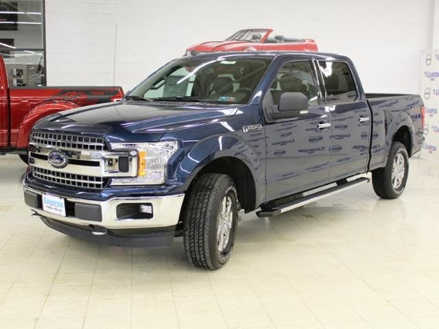2019 F-150 SuperCrew Cab 4x4,  Pickup #F9338 - photo 4