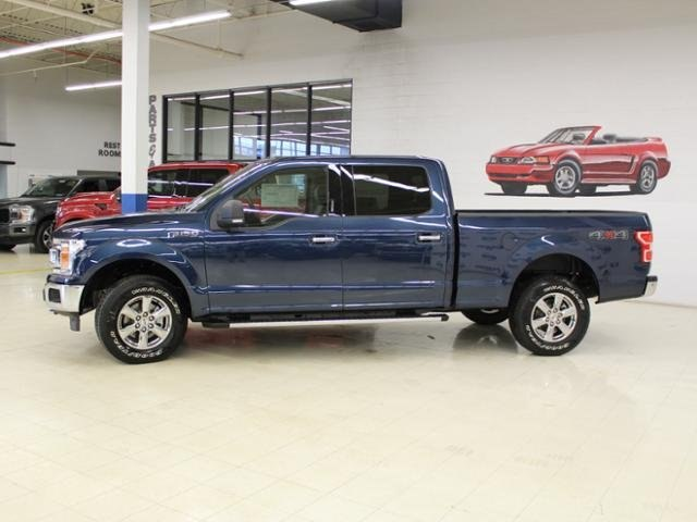 2019 F-150 SuperCrew Cab 4x4,  Pickup #F9338 - photo 5