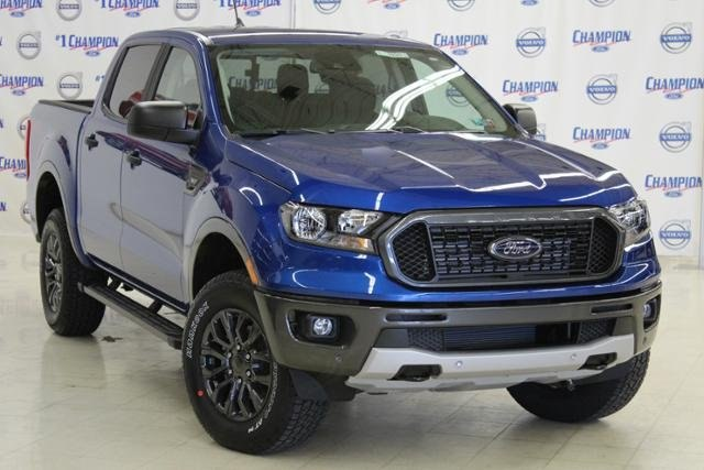 2019 Ranger SuperCrew Cab 4x4,  Pickup #F9347 - photo 1