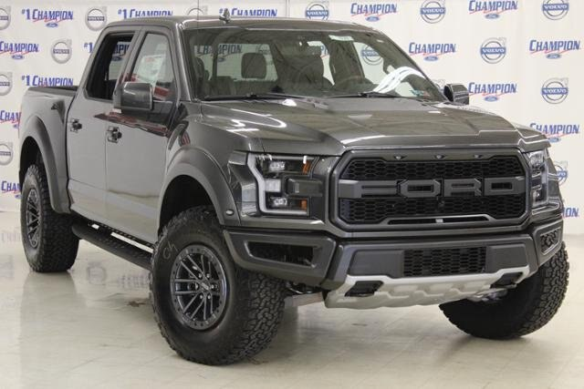2019 F-150 SuperCrew Cab 4x4,  Pickup #F9360 - photo 1