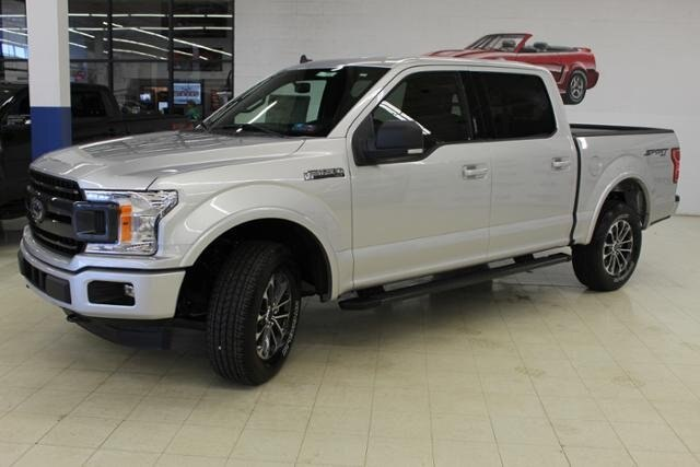 2019 F-150 SuperCrew Cab 4x4,  Pickup #F9382 - photo 4