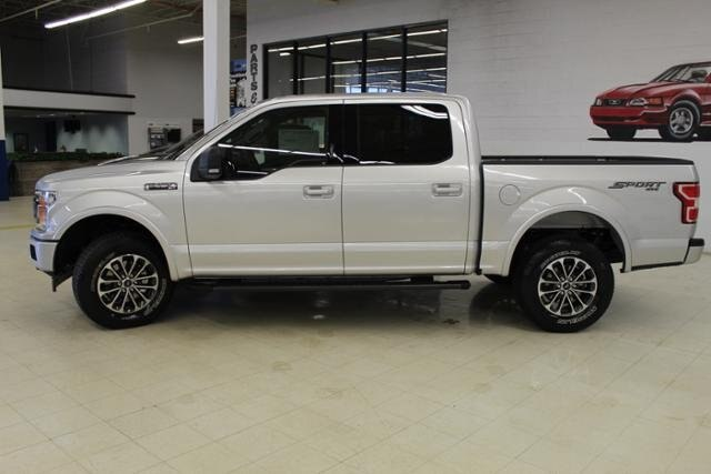 2019 F-150 SuperCrew Cab 4x4,  Pickup #F9382 - photo 5