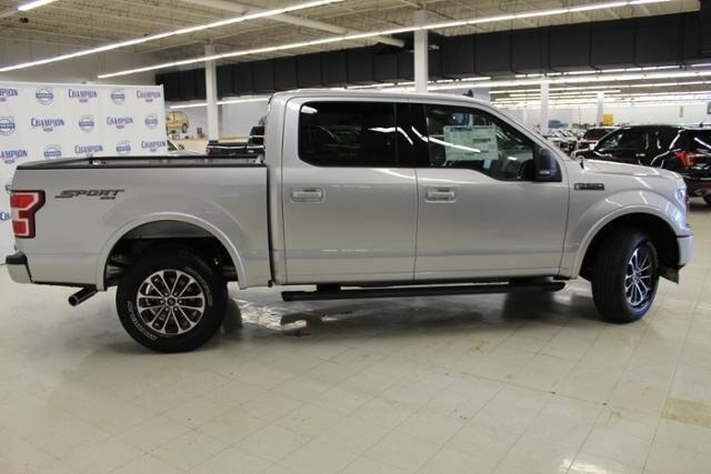 2019 F-150 SuperCrew Cab 4x4,  Pickup #F9382 - photo 8