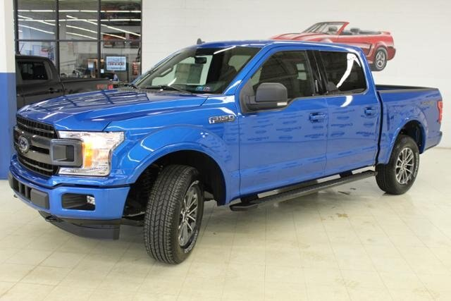 2019 F-150 SuperCrew Cab 4x4,  Pickup #F9385 - photo 4