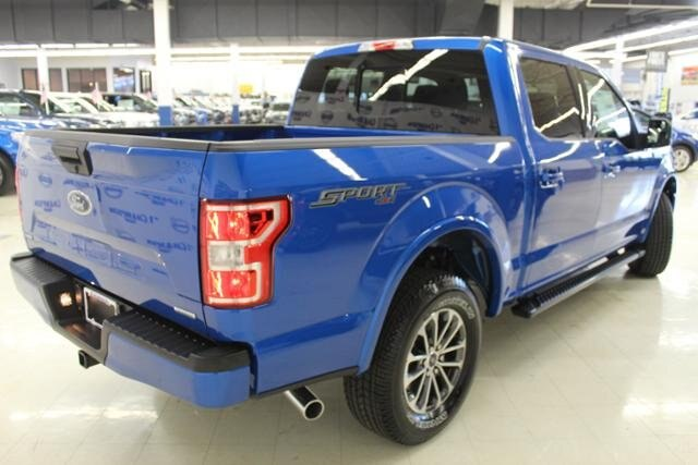 2019 F-150 SuperCrew Cab 4x4,  Pickup #F9385 - photo 2