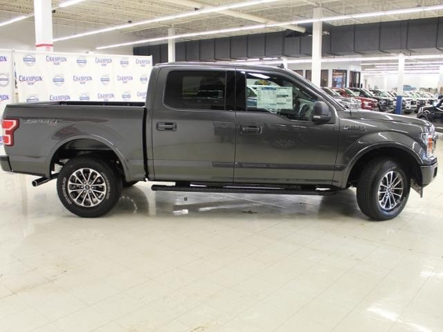 2019 F-150 SuperCrew Cab 4x4,  Pickup #F9394 - photo 8
