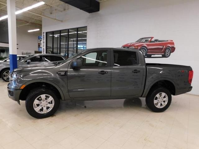 2019 Ranger SuperCrew Cab 4x4,  Pickup #F9534 - photo 5
