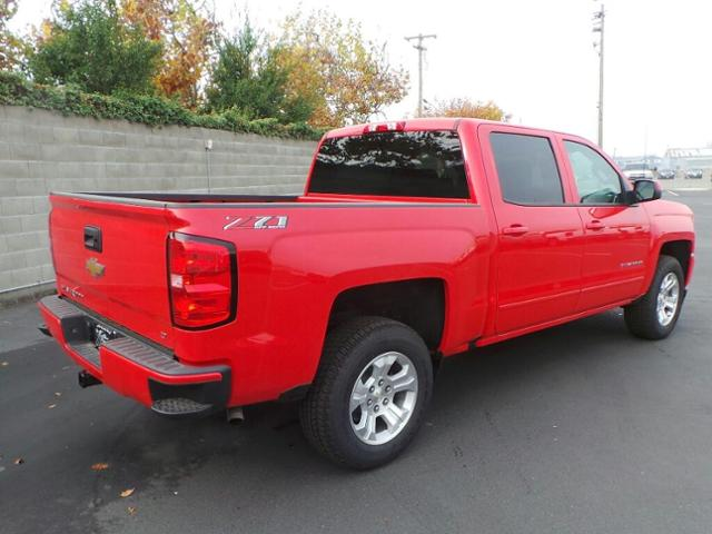 2018 Silverado 1500 Crew Cab 4x4,  Pickup #18T0156 - photo 2