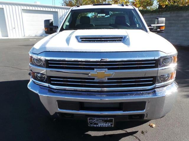 2018 Silverado 3500 Regular Cab DRW 4x2,  Royal Service Body #18T0227 - photo 11