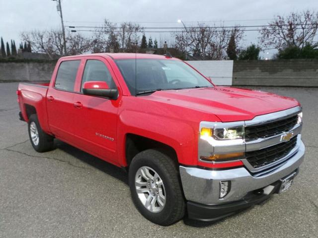2018 Silverado 1500 Crew Cab 4x4,  Pickup #18T0380 - photo 3