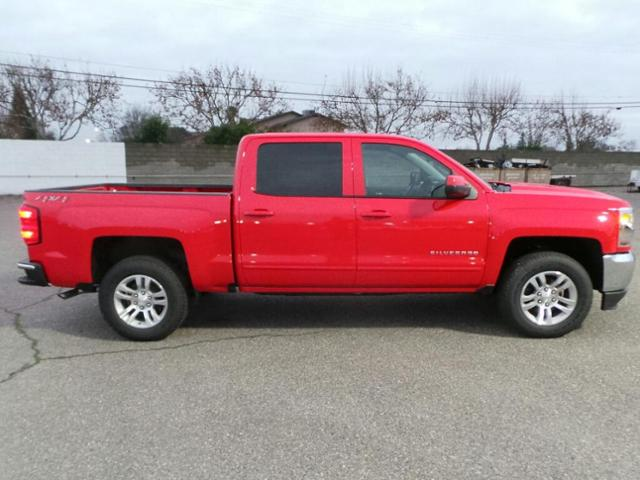 2018 Silverado 1500 Crew Cab 4x4,  Pickup #18T0380 - photo 4