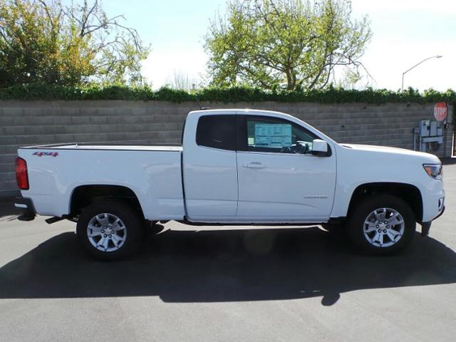 2018 Colorado Extended Cab 4x4,  Pickup #18T0547 - photo 3