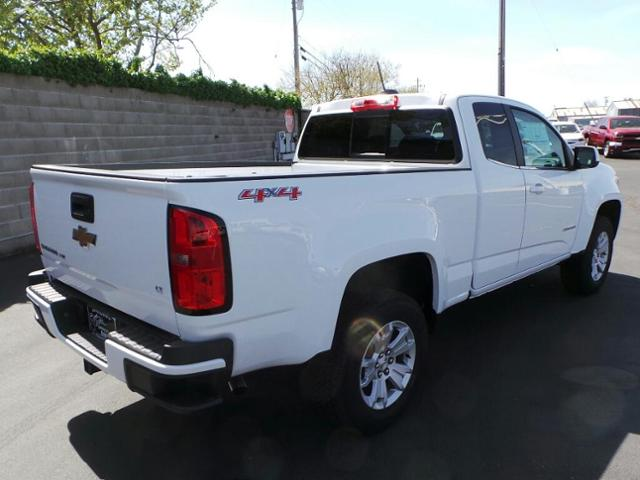 2018 Colorado Extended Cab 4x4,  Pickup #18T0547 - photo 2