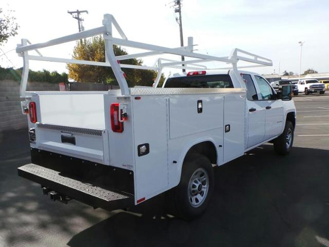 2018 Silverado 3500 Double Cab 4x4,  Knapheide Service Body #18T0852 - photo 2